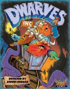 Dwarves Inc cover