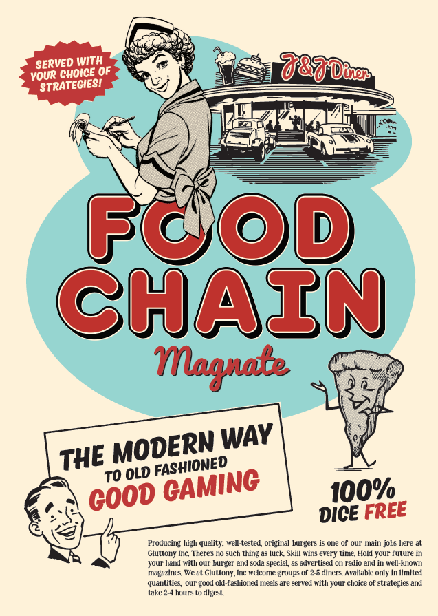 food chain magnate box