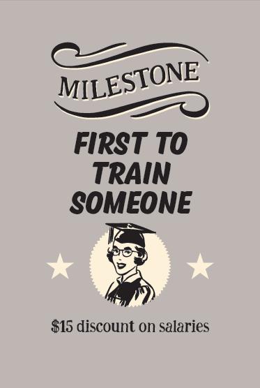 Example milestone