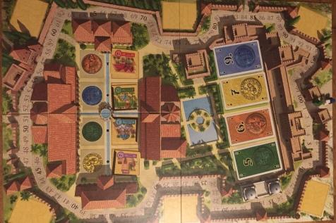 Alhambra Board