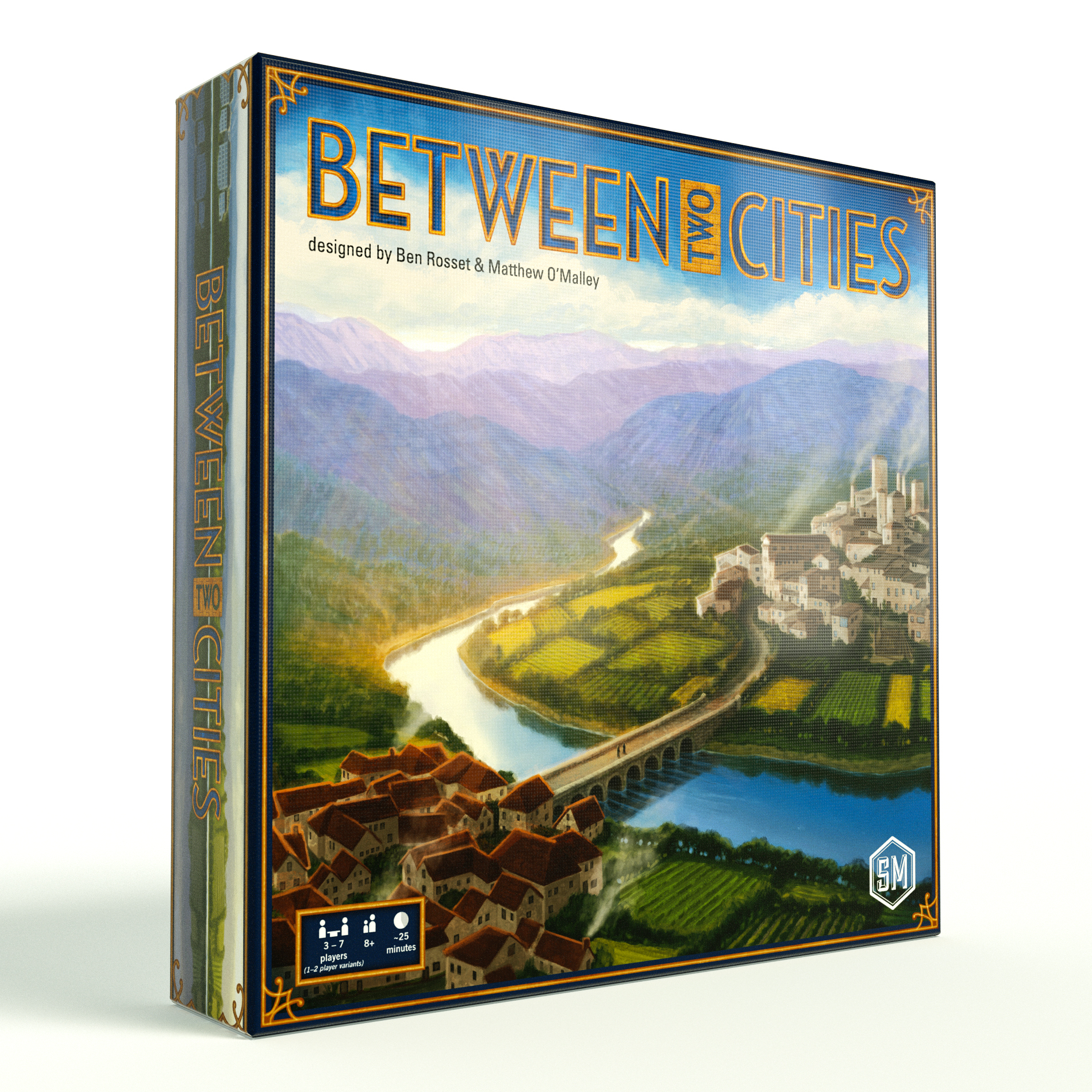 Review of Between Two Cities (Stonemaier Games) | The Opinionated Gamers image