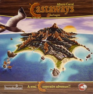 Castaways - cover