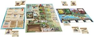 Castaways - game setup