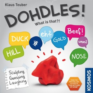 Dohdles - cover