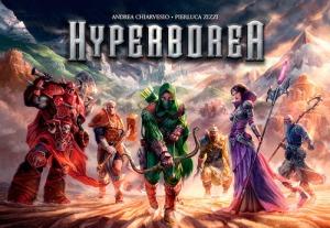 Hyperborea - cover