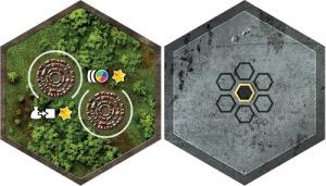 Hyperborea - tiles