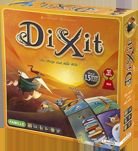 Dixit 3D Box