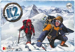 K2 - cover