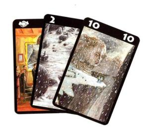 Lost Cities - cards