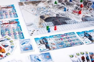 Mt Everest - game in progress2