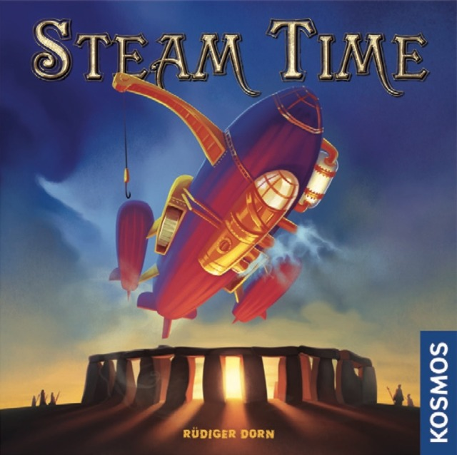 steamtime
