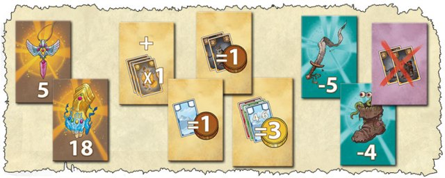 treasure hunters tiles 2