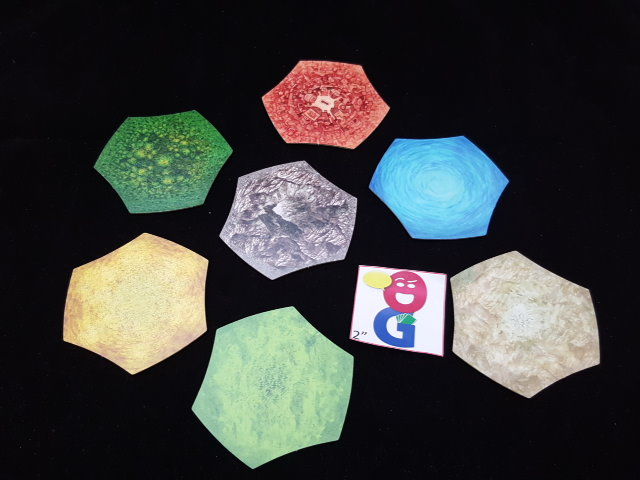 examples of the hexes