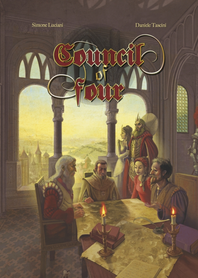 council of four box