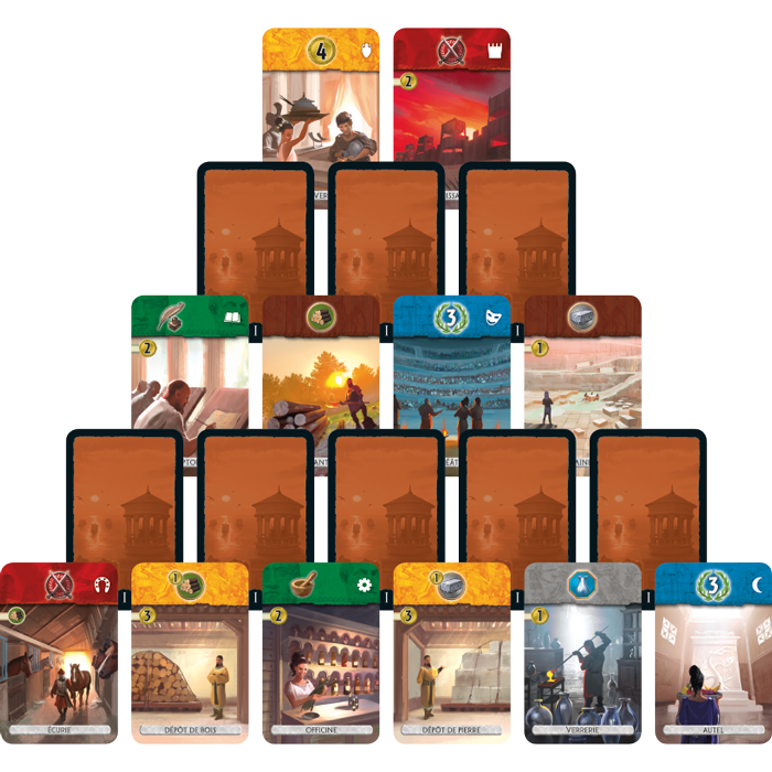 7 Wonders Duel – Game Review | The Opinionated Gamers image