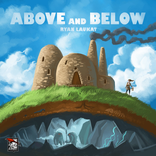 Above and Below | The Opinionated Gamers image