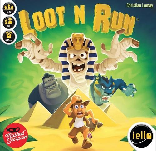 loot n run box