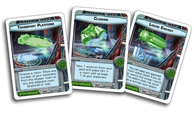 andromeda tech cards