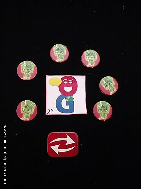 Indigestion tokens