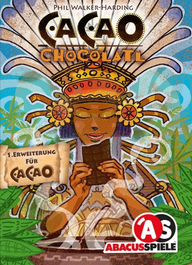 Cacao chocolatl box