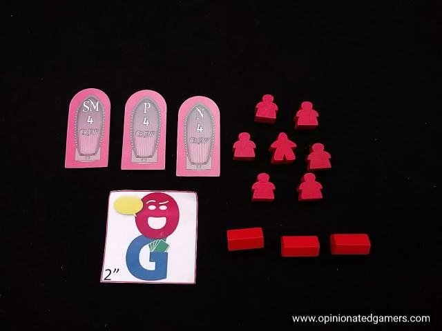 Here are the pieces for Red (England)