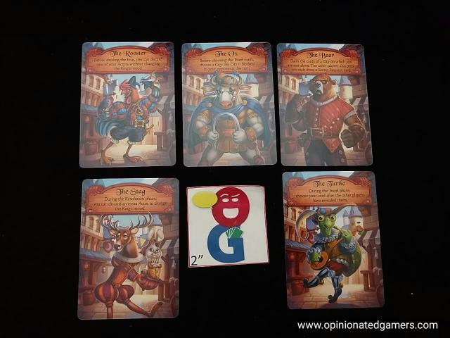 Acrobat cards