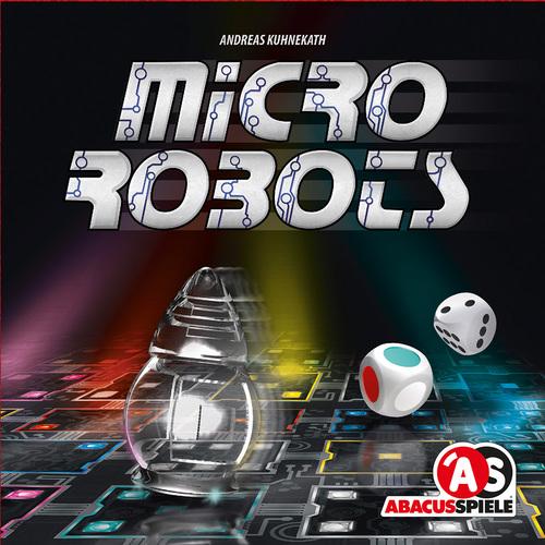 micro robots box