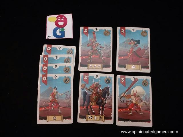 Secret cards