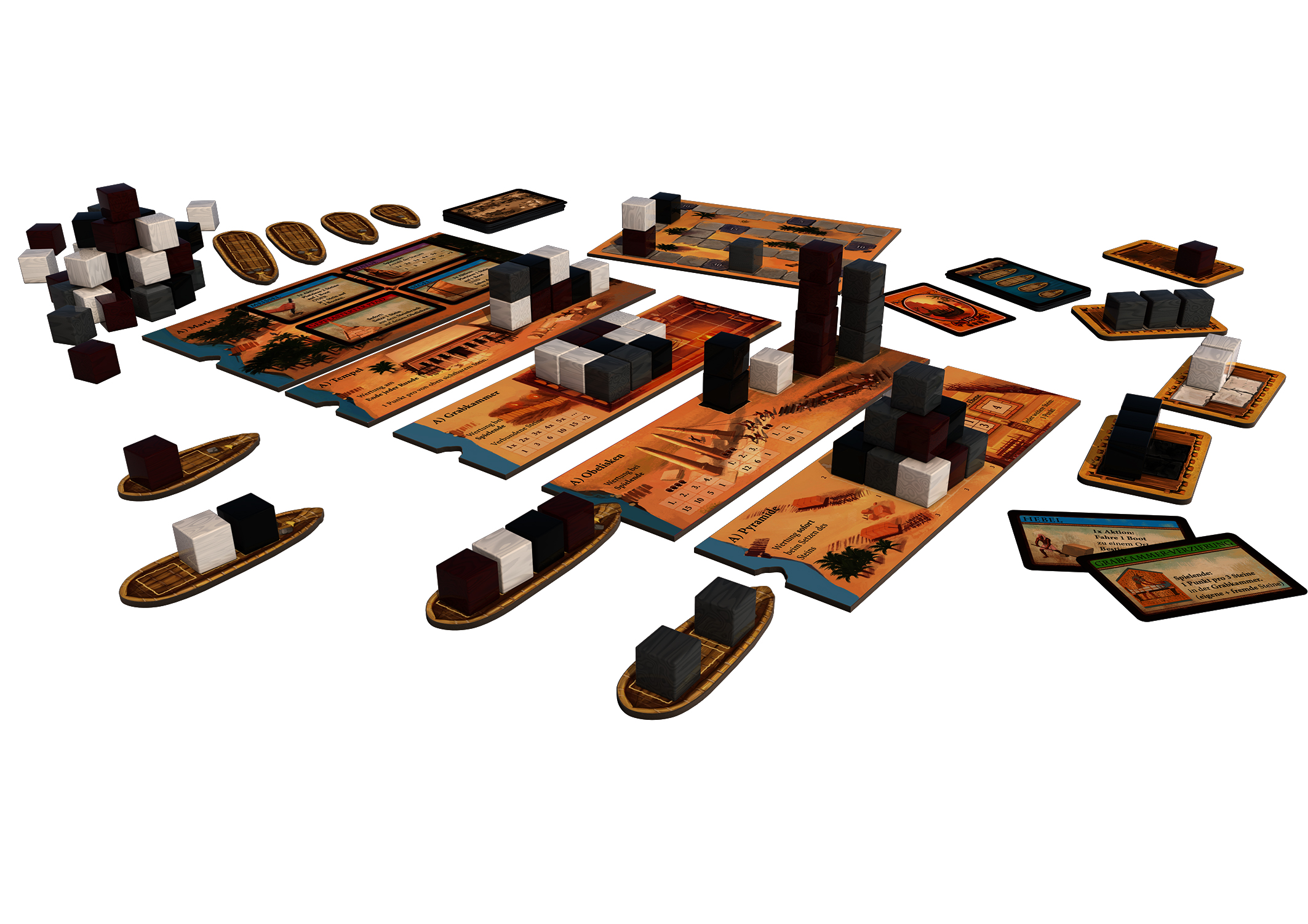 Image result for imhotep images board game