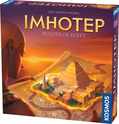Imhotep 3DBox