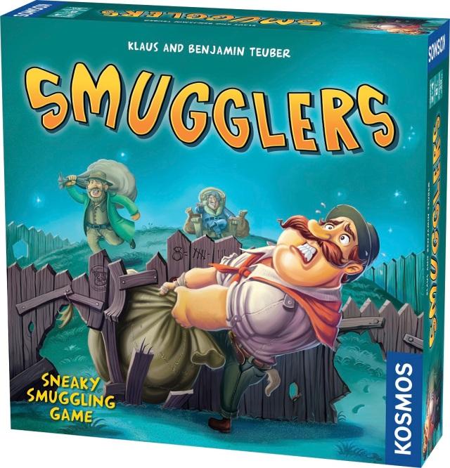 Smugglers 3DBox