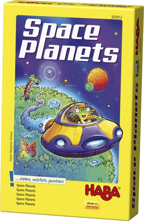 space planets box