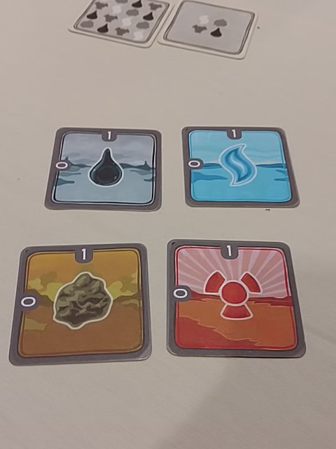 Some of the 1 resource cards from the prototype - PROTOTYPE ART - no idea if this is what the real ones will look like
