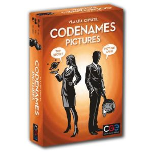 Codenames Pictures Box