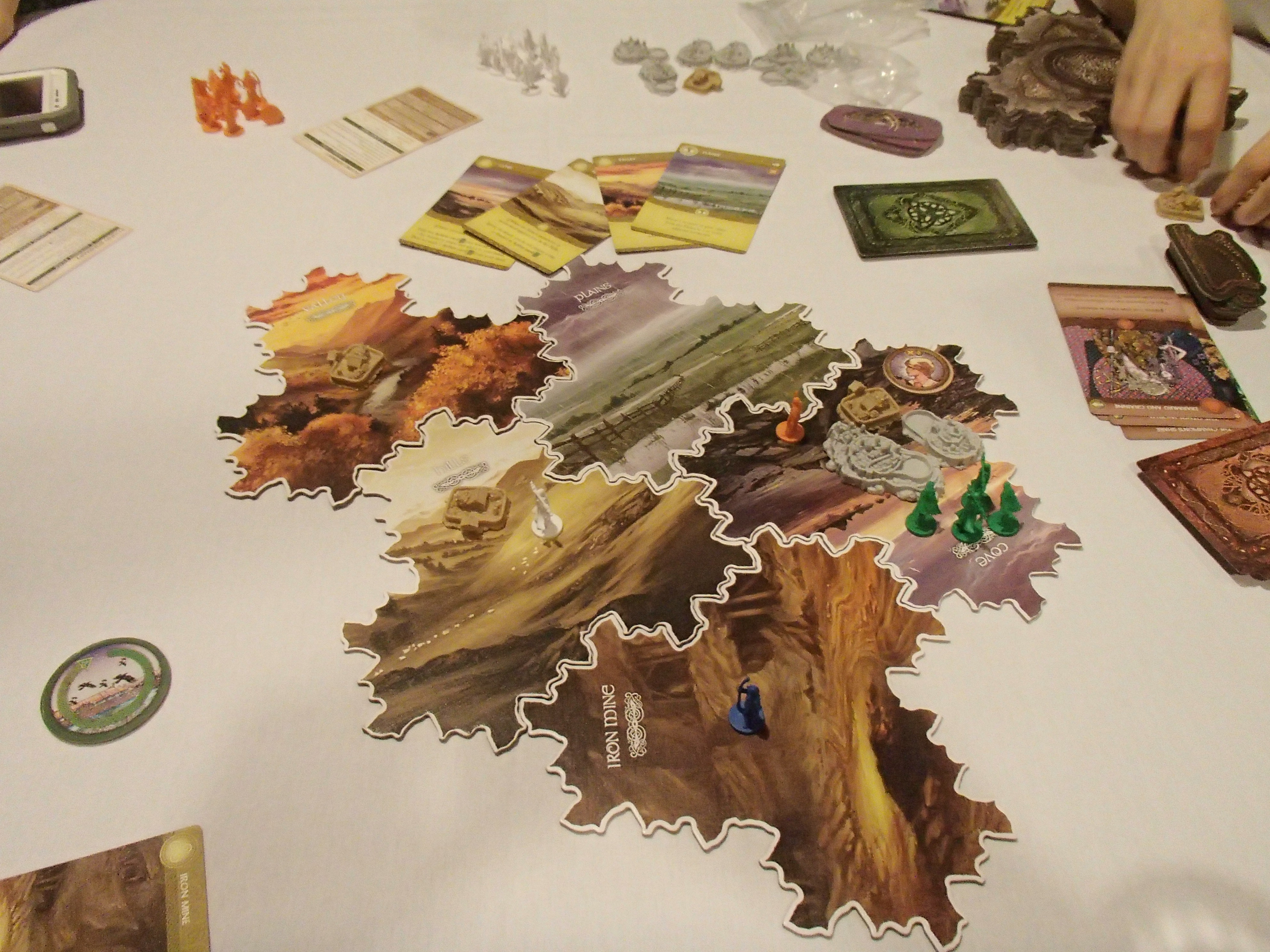 GenCon 2016 Mega Rundown – A to G   The Opinionated Gamers
