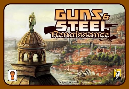 Guns /& Steel Strategy Card Game