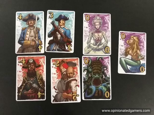 some of the cards