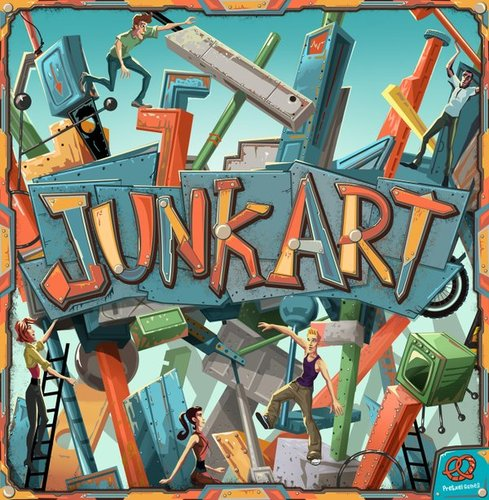 Dale Yu: Review of Junk Art | The Opinionated Gamers image