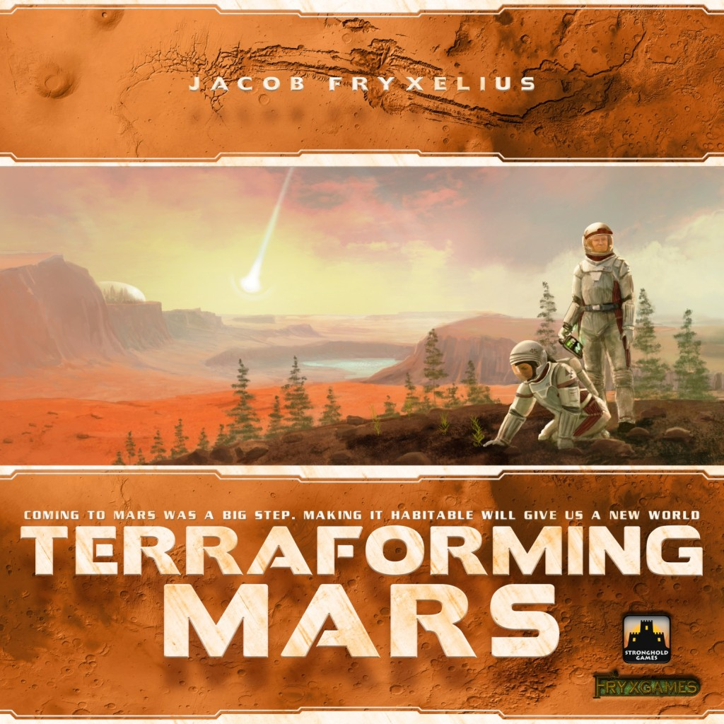 Opinionated Gamers - Terraforming Mars (Game Review by Chris Wray) image