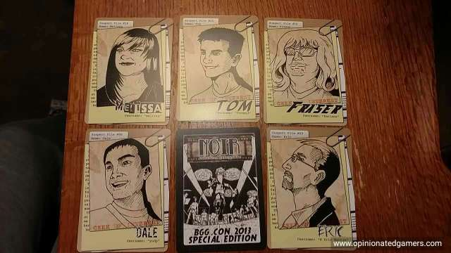Actually, the game has 5 OG writers on cards!