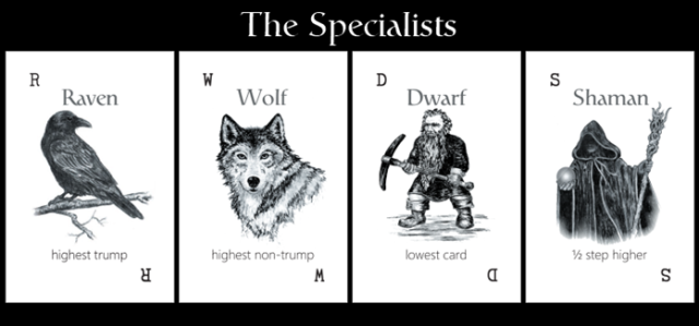 specialists