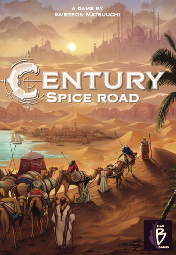 Century: Spice Road (Game Review by Chris Wray) | The Opinionated Gamers image