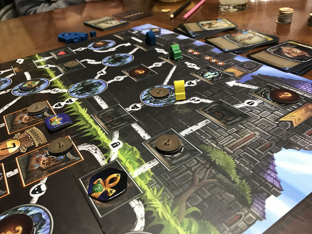 Clank!: A Deck-Building Adventure (Game Review by Chris Wray) | The Opinionated Gamers image
