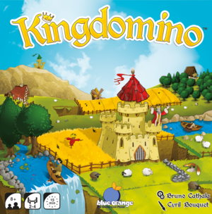 Kingdomino (Game Review by Chris Wray) | The Opinionated Gamers image