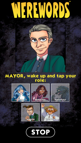 TapYourRole