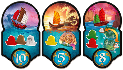 Dale Yu: Review of Yamatai   The Opinionated Gamers image