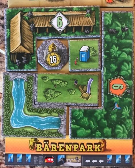 Barenpark Completed Park Area
