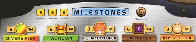Hellas Milestones