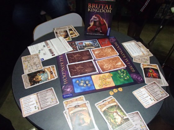 Kosmos (3) brutal kingdom