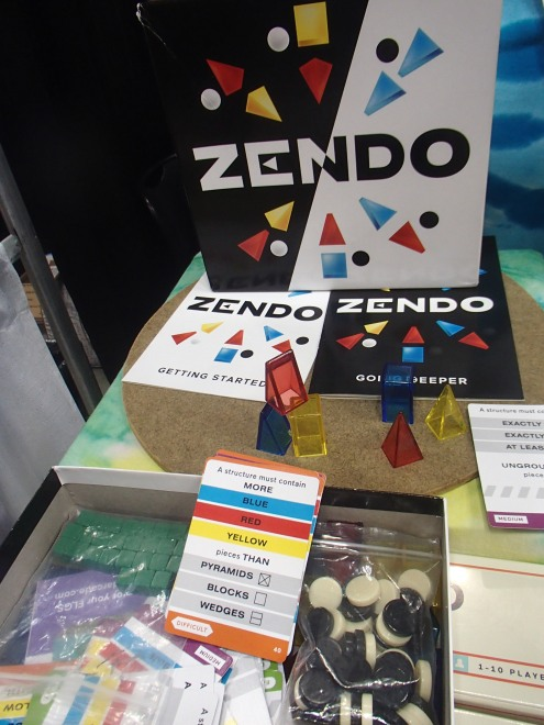 looney labs.zendo
